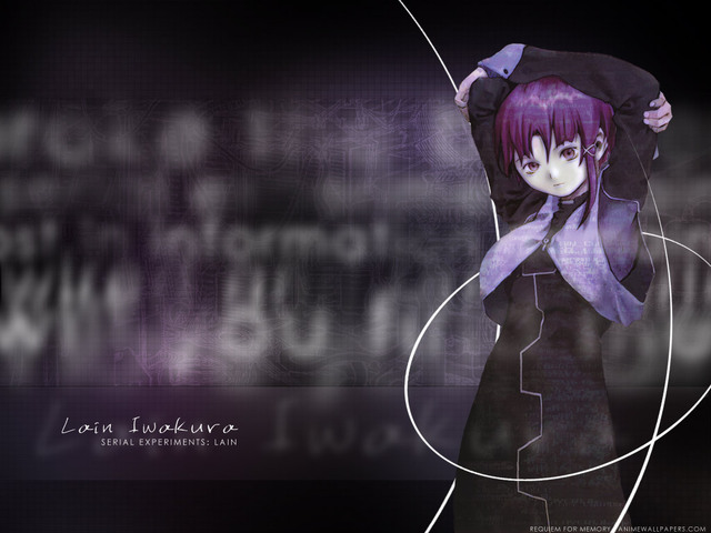 Serial Experiments Lain Anime Wallpaper #57