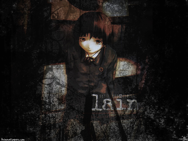 Serial Experiments Lain Anime Wallpaper #63
