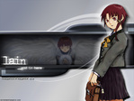 Serial Experiments Lain Anime Wallpaper # 64