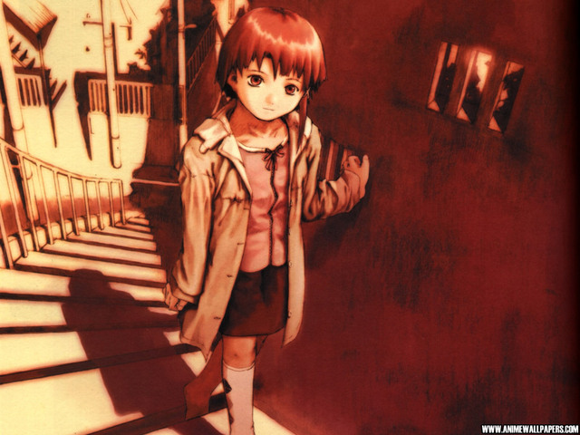 Serial Experiments Lain Anime Wallpaper #66