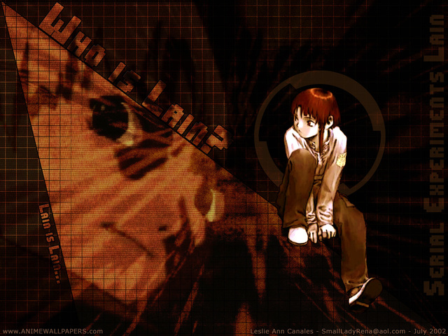 Serial Experiments Lain Anime Wallpaper #70