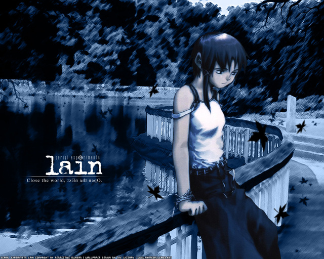 Serial Experiments Lain Anime Wallpaper #80