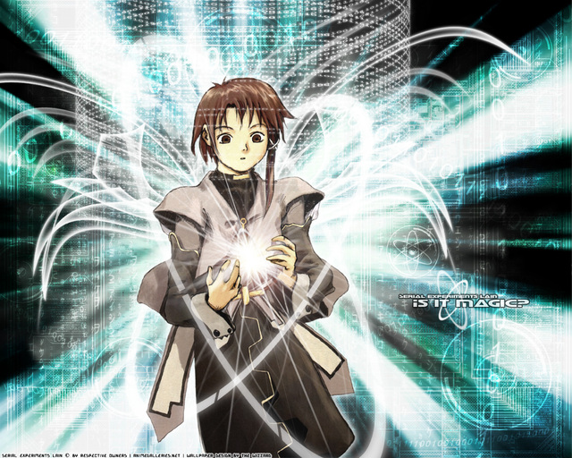 Serial Experiments Lain Anime Wallpaper #82
