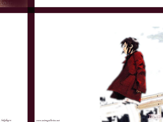 Serial Experiments Lain Anime Wallpaper #84