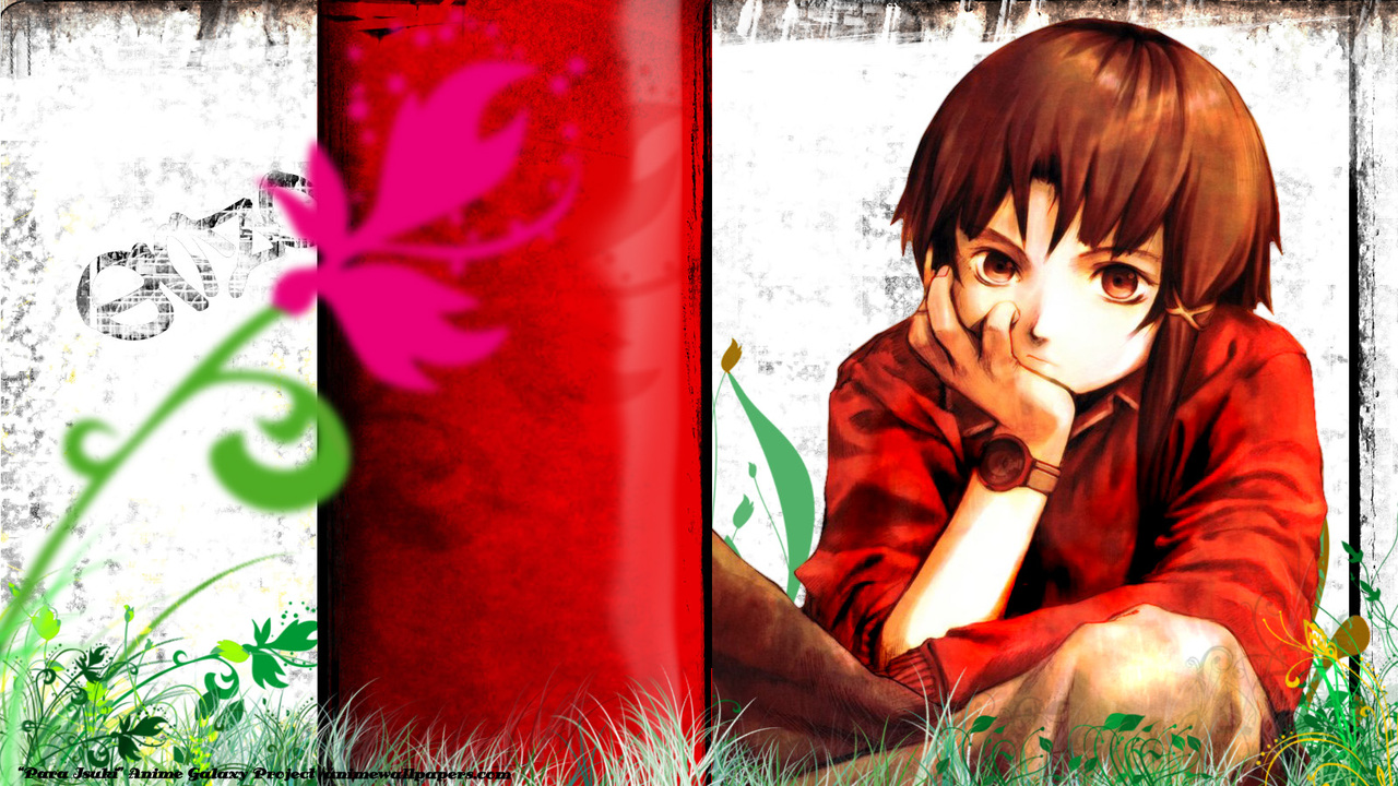 Serial Experiments Lain Anime Wallpaper # 86