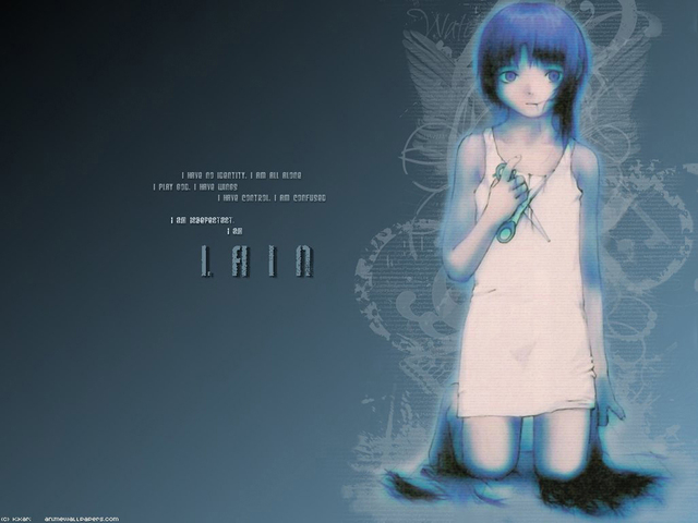 Serial Experiments Lain Anime Wallpaper #8