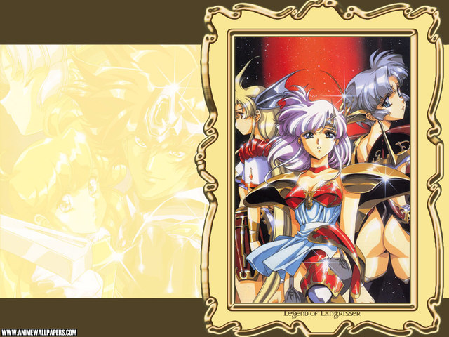 Langrisser Anime Wallpaper #5