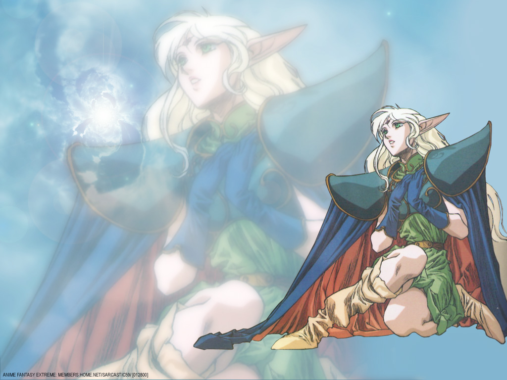 Record of Lodoss War Anime Wallpaper # 14