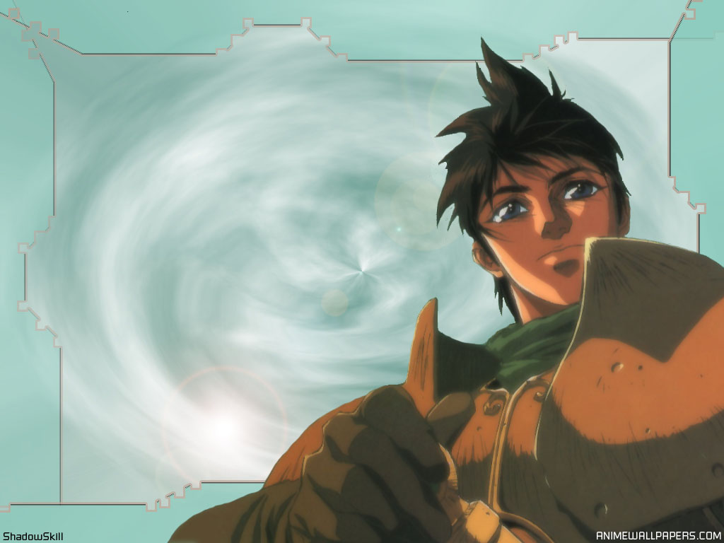 Record of Lodoss War Anime Wallpaper # 3