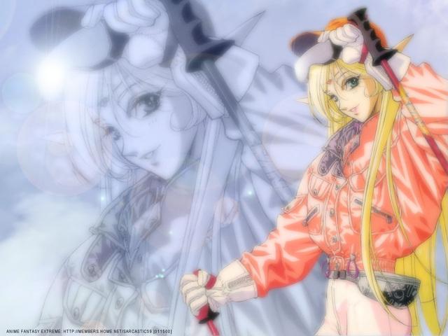 Record of Lodoss War Anime Wallpaper #9