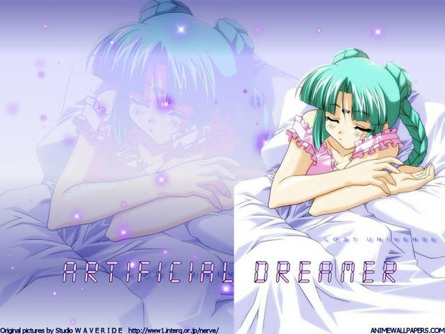 Lost Universe Anime Wallpaper #2