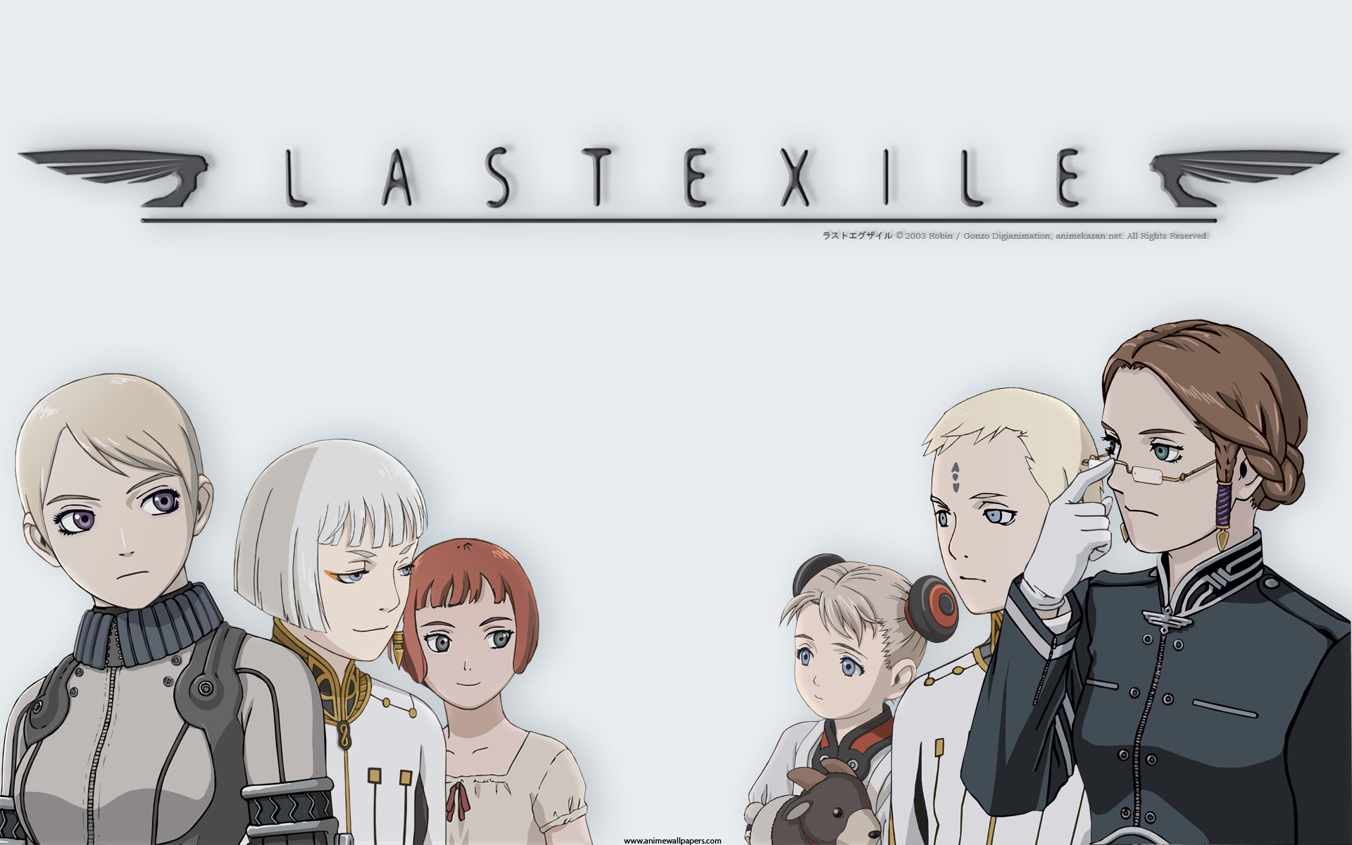 Last Exile Anime Wallpaper # 10