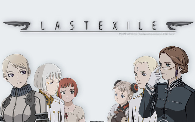 Last Exile Anime Wallpaper #10