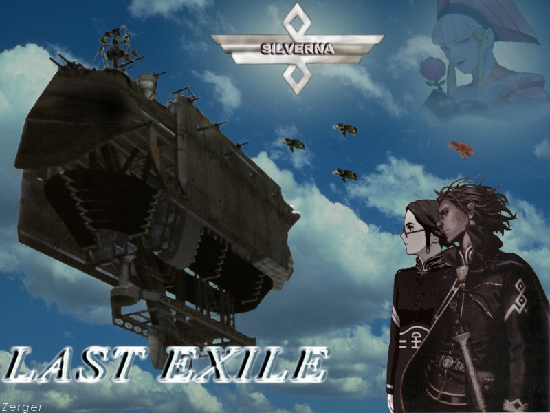 Last Exile Anime Wallpaper # 1