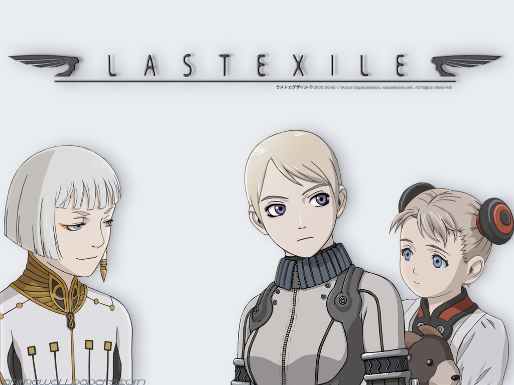 Last Exile Anime Wallpaper # 8