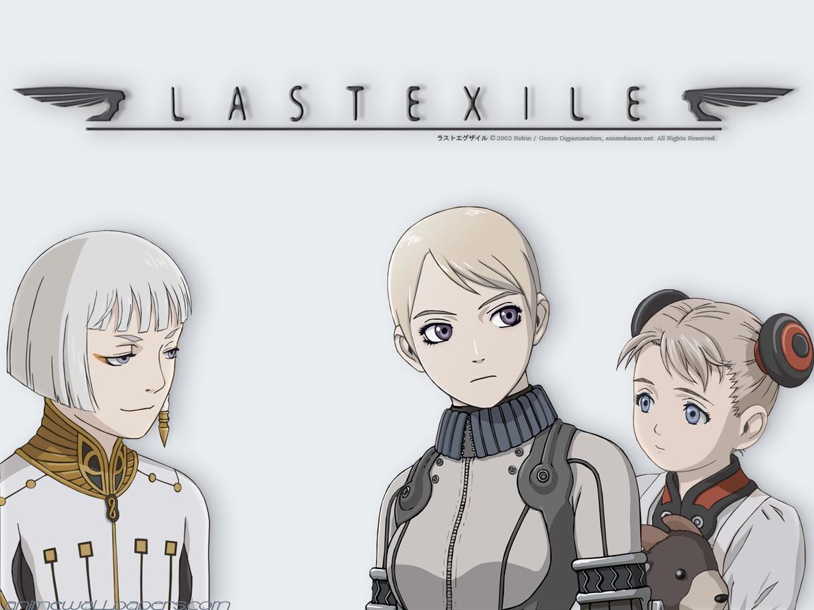 Last Exile Anime Wallpaper # 8