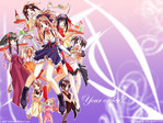 Love Hina Anime Wallpaper # 11