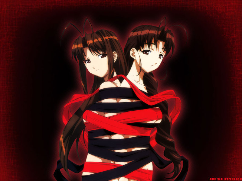 Love Hina Anime Wallpaper # 17