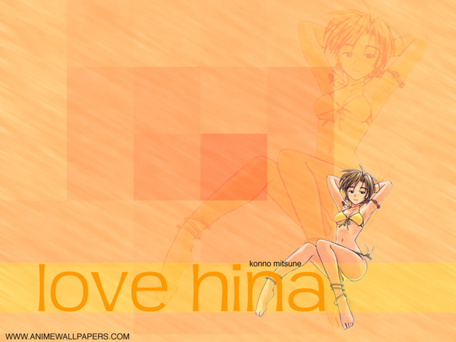 Love Hina Anime Wallpaper #20