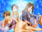 Love Hina Anime Wallpaper # 22
