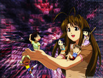Love Hina Anime Wallpaper # 23