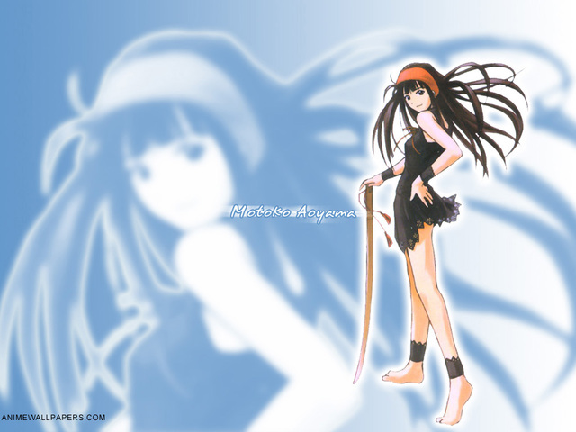 Love Hina Anime Wallpaper #25