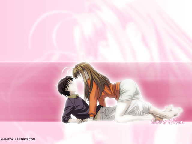 Love Hina Anime Wallpaper #26