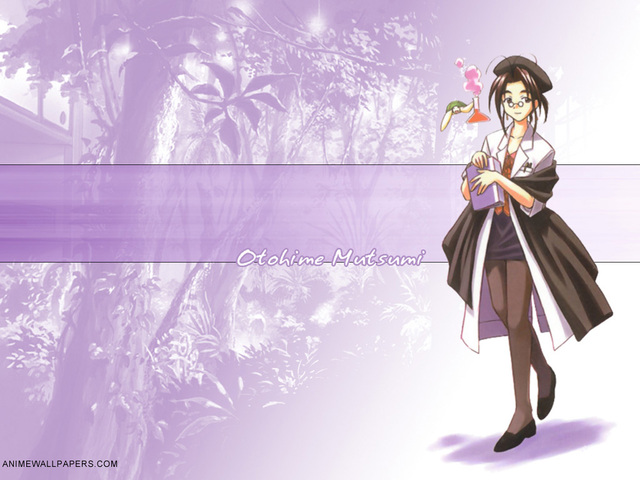 Love Hina Anime Wallpaper #27