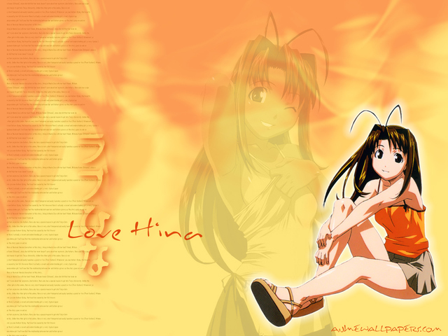 Love Hina Anime Wallpaper #29