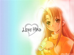 Love Hina Anime Wallpaper # 31