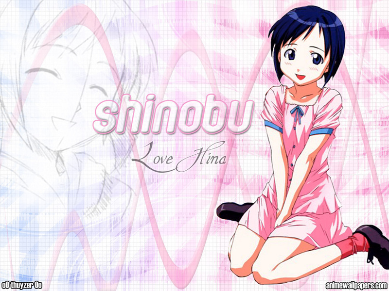 Love Hina Anime Wallpaper # 32