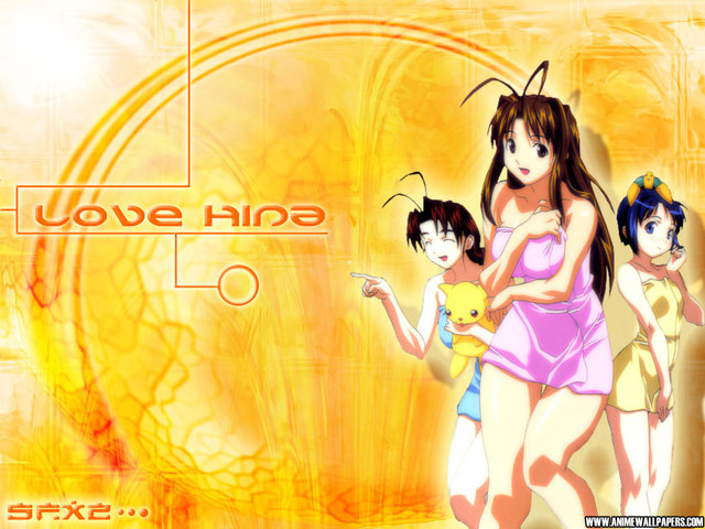 Love Hina Anime Wallpaper #46