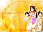 Love Hina Anime Wallpaper # 46