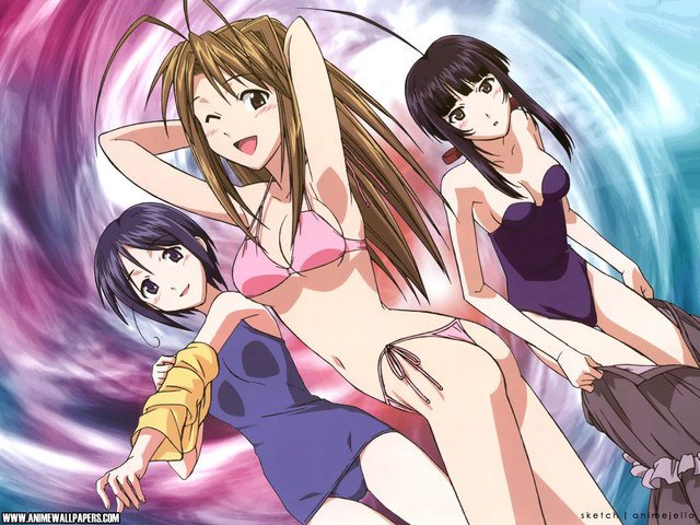 Love Hina Anime Wallpaper #47