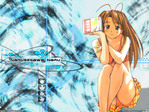 Love Hina Anime Wallpaper # 48