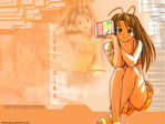 Love Hina Anime Wallpaper # 4