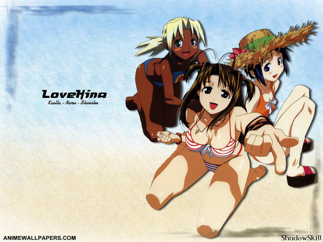 Love Hina Anime Wallpaper #52