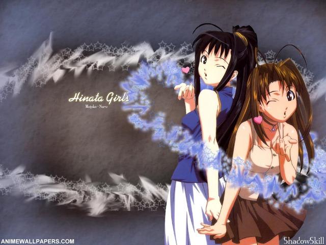 Love Hina Anime Wallpaper #53