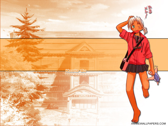 Love Hina Anime Wallpaper #55