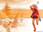 Love Hina Anime Wallpaper # 55
