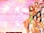 Love Hina Anime Wallpaper # 58