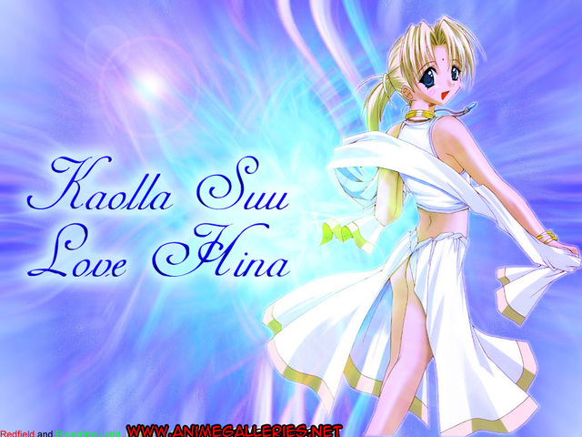 Love Hina Anime Wallpaper #59