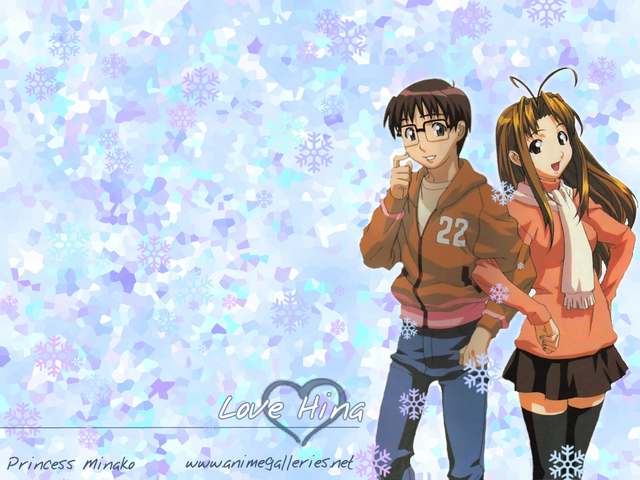 Love Hina Anime Wallpaper #62