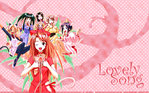 Love Hina Anime Wallpaper # 64
