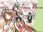 Love Hina Anime Wallpaper # 6