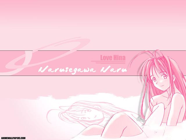 Love Hina Anime Wallpaper #8