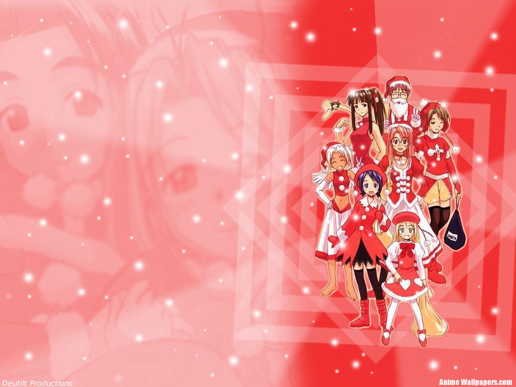 Love Hina Anime Wallpaper # 9