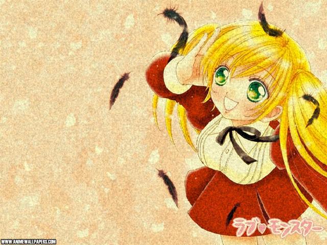 Love Monster Anime Wallpaper #1