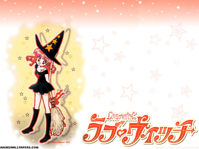 Love Witch Anime Wallpaper #1