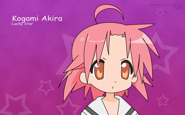 Lucky Star Anime Wallpaper #15